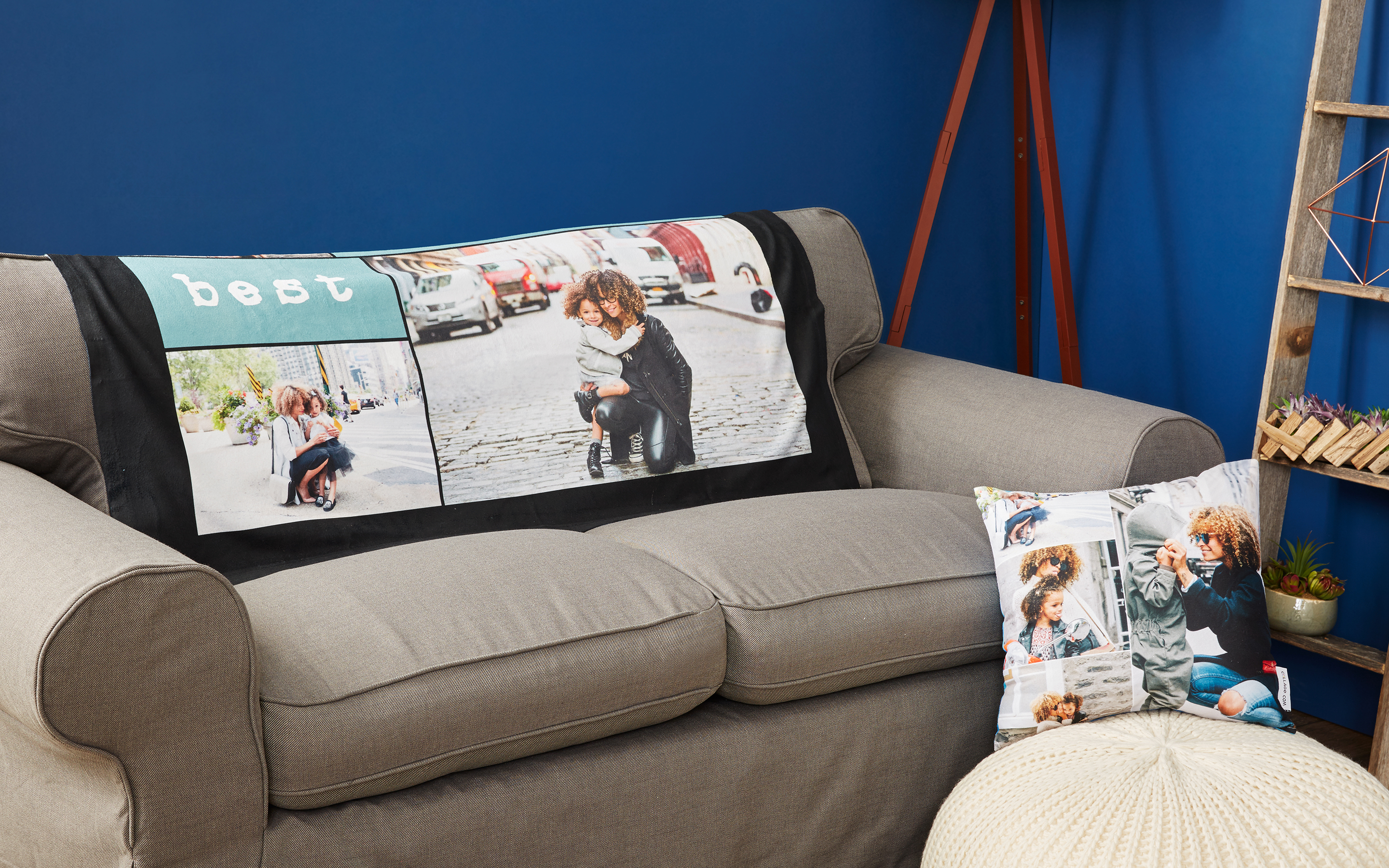 blanket kupon to cushion grandmother grandma gift gallery make pillows custom personalized pillow how idea throw made