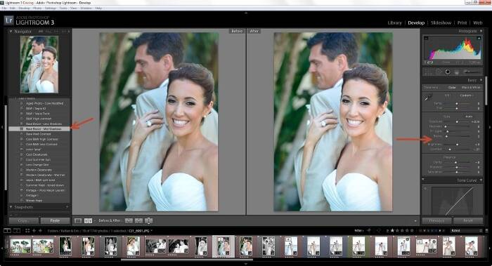 """Presets in Adobe Lightroom to Automate Workflow & """"Pop"""" to Images!"""