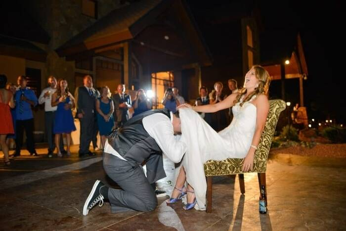 Wedding Photography Reception Tips: How to Shoot Open Air Receptions!
