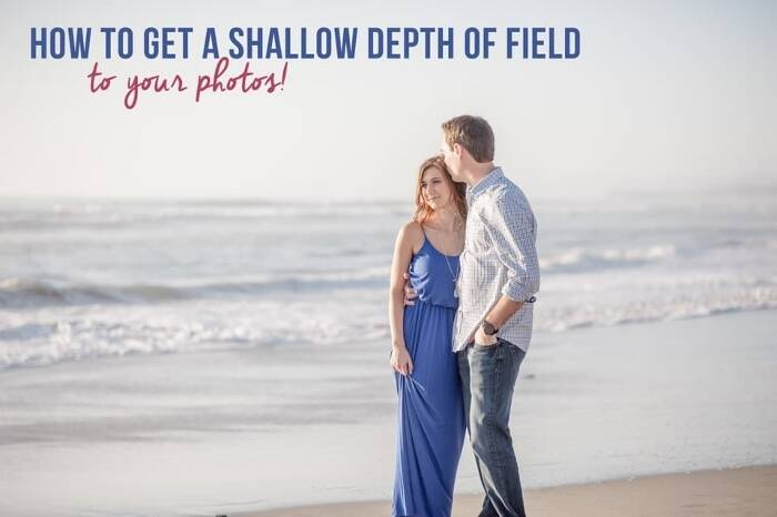 How to Get Shallow Depth of Field to Your Photos!