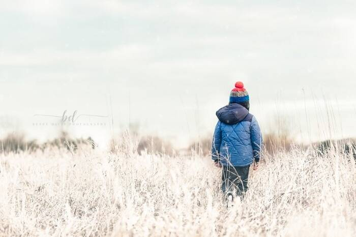 4 Tips for Taking Photos in Cold Weather