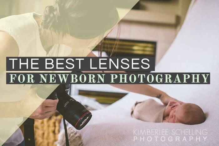 The 2 Best Newborn Photography Lenses Everyone Must Have!