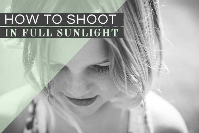 How to Shoot in Direct Sunlight: The best angles to shoot from