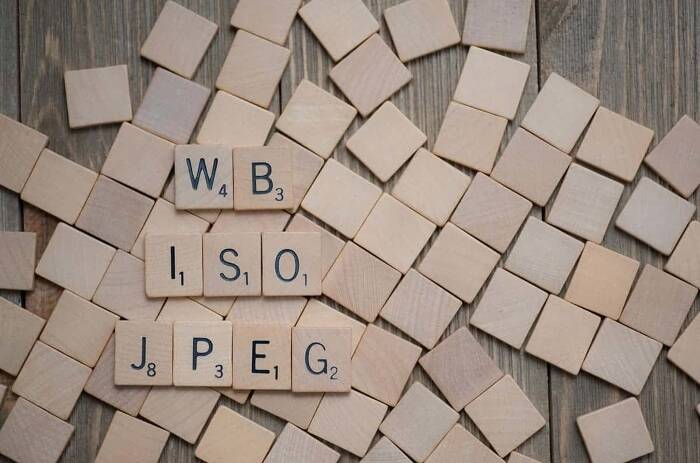 Photography Abbreviations and Acronyms Decoded