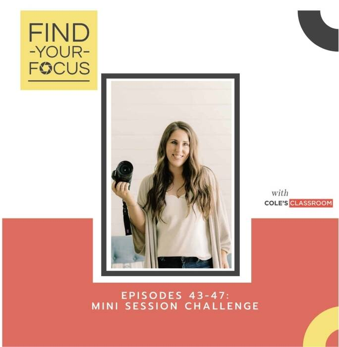 Find Your Focus Podcast: Episode 43-47