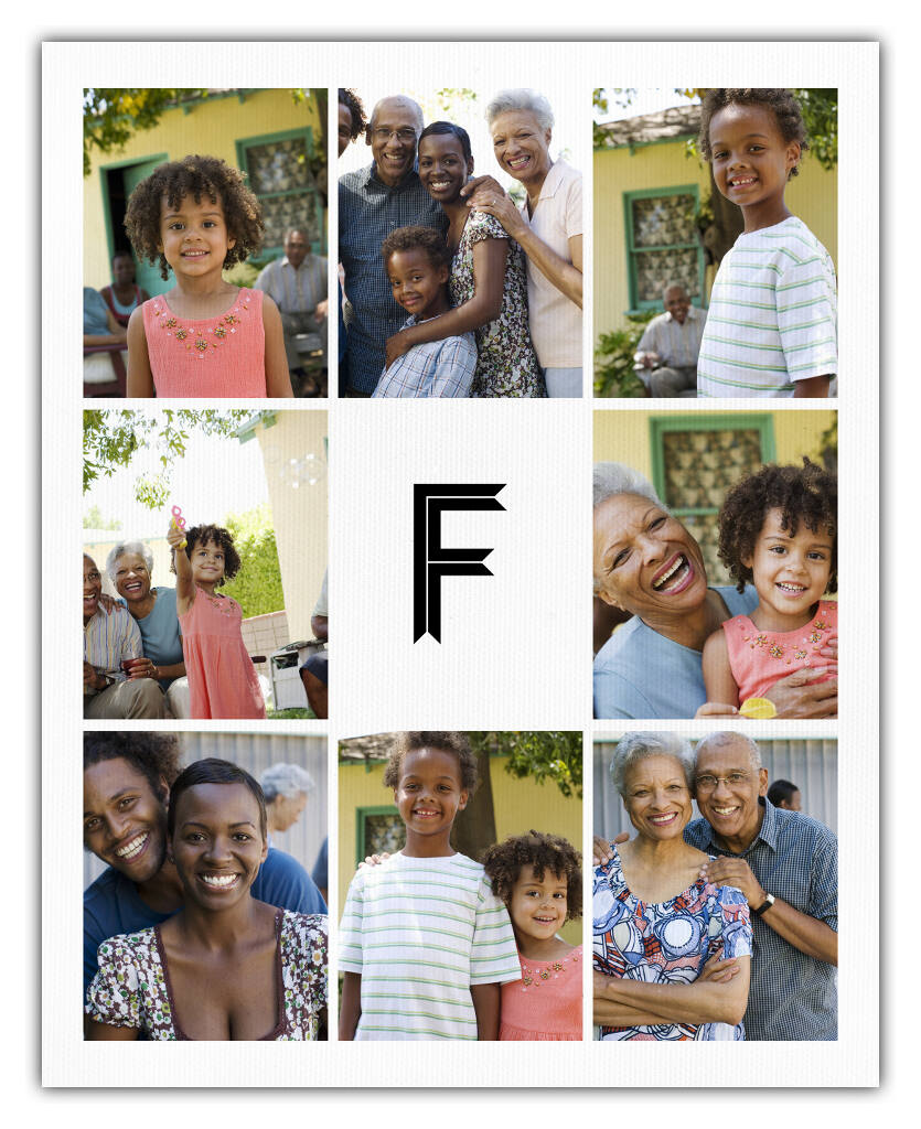 Create a Canvas Picture Print with Collage.com
