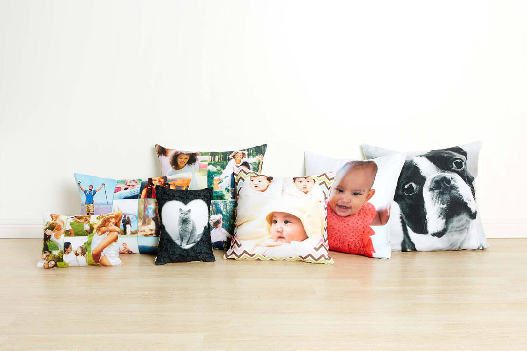 Microfiber Photo Pillow