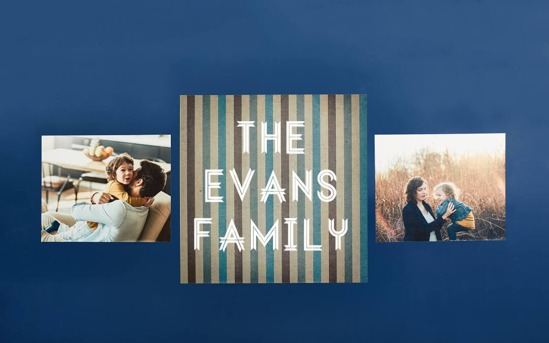 photo wall decal
