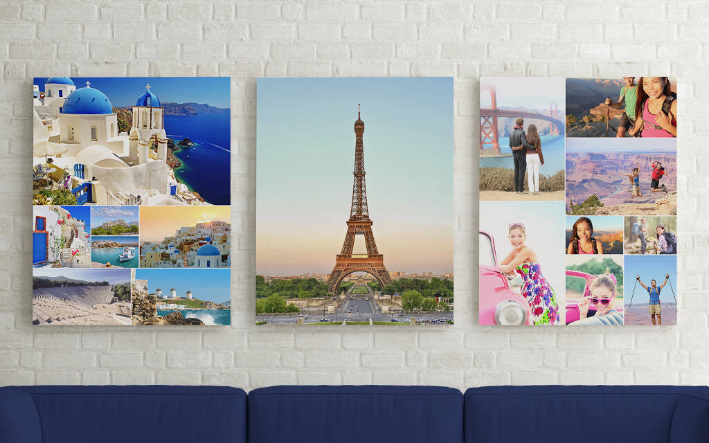 Photo Canvases | Gallery Wrap Canvas | Collage.com