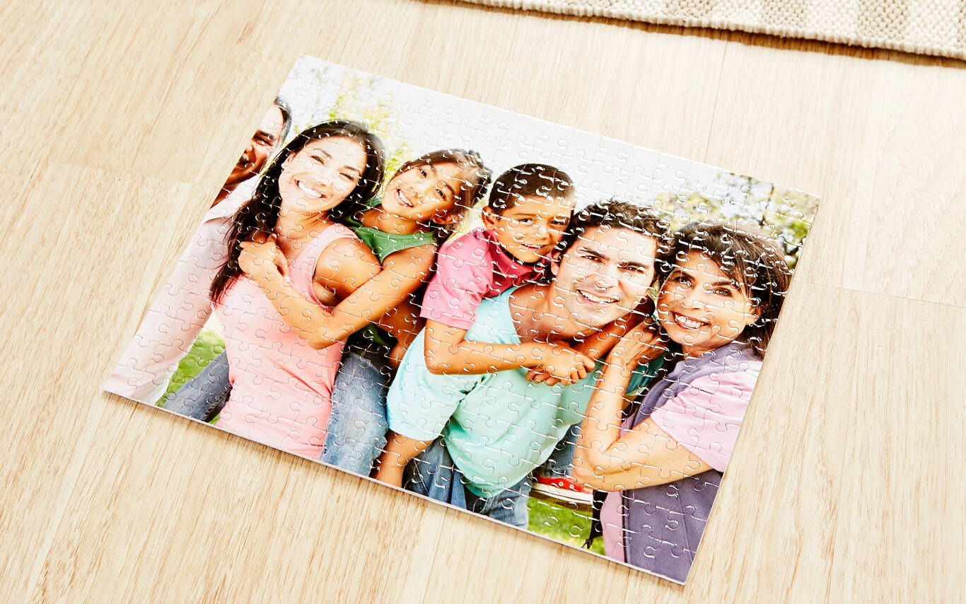Vibrant printing ensures your photos will stand out