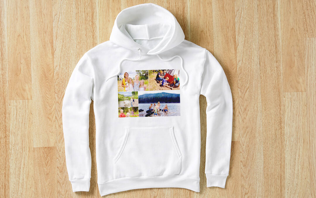 Create Custom Sweatshirts and Hoodies With Collage.com