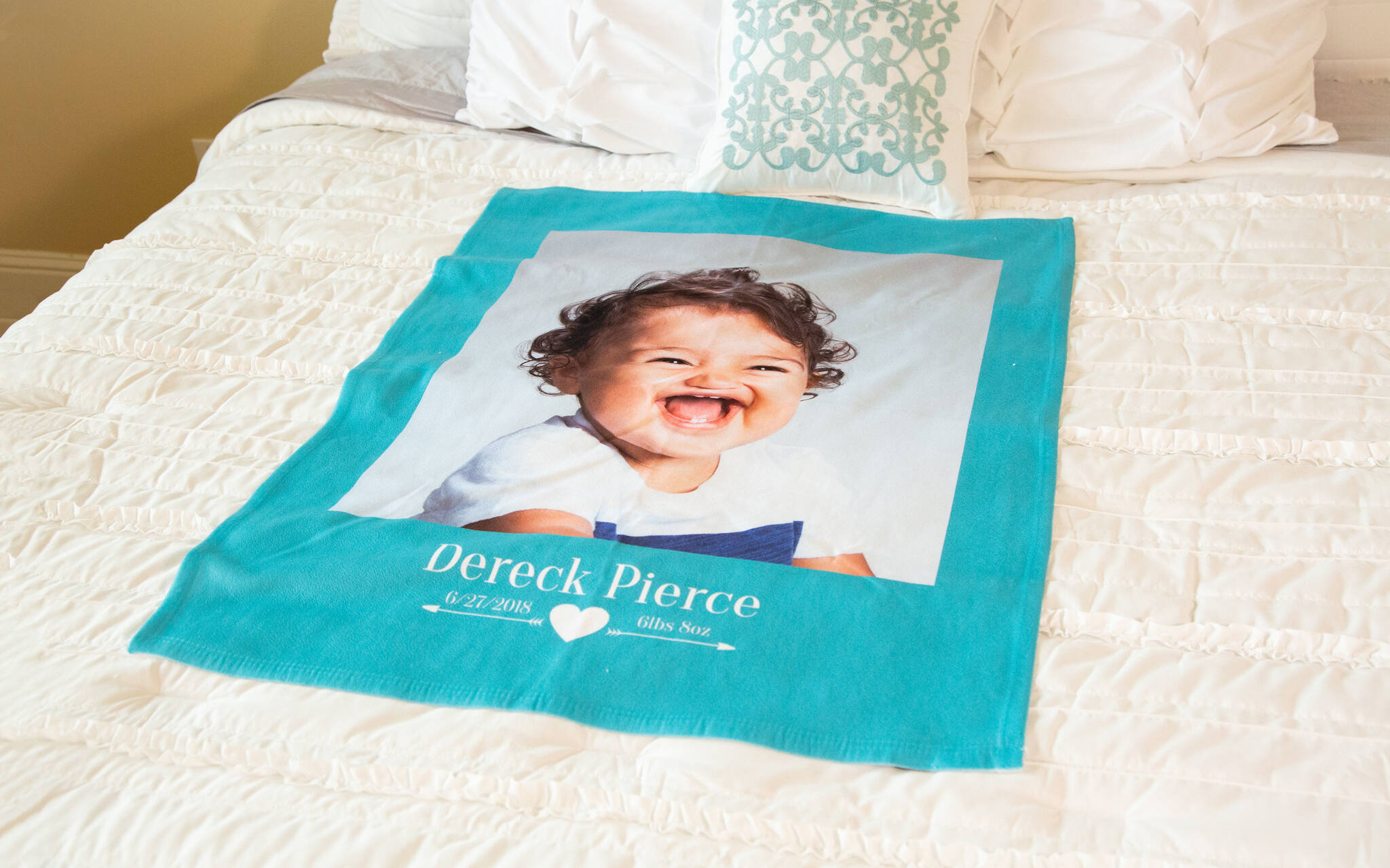 FREE 30x40 Fleece Photo Blanke...