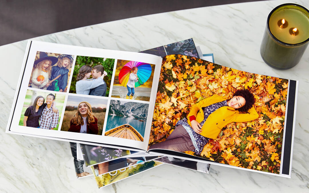 Make Your Own Photo Album Book | Collage.com's Custom Photo Book Maker