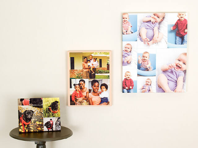 Display your family photos