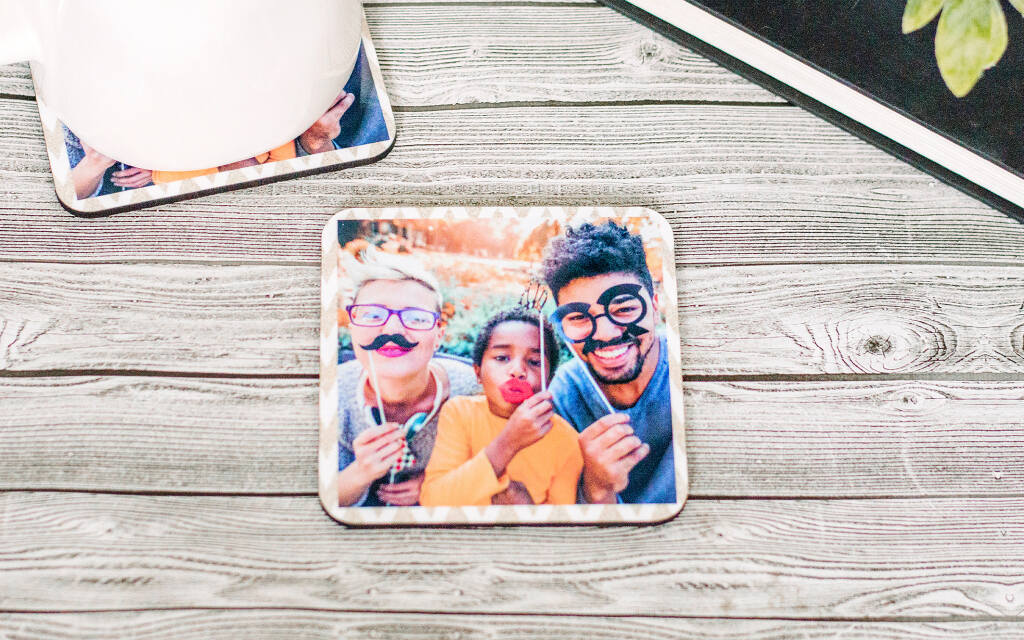Make Your Own Coasters With Collage.com