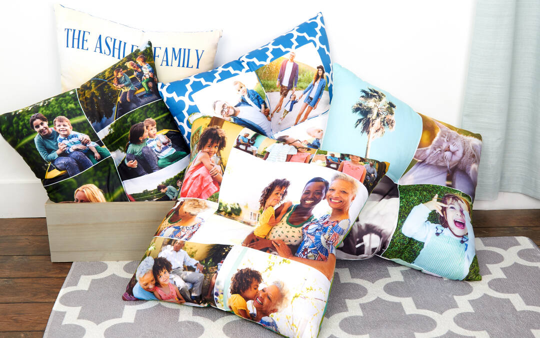 custom floor pillows collage com