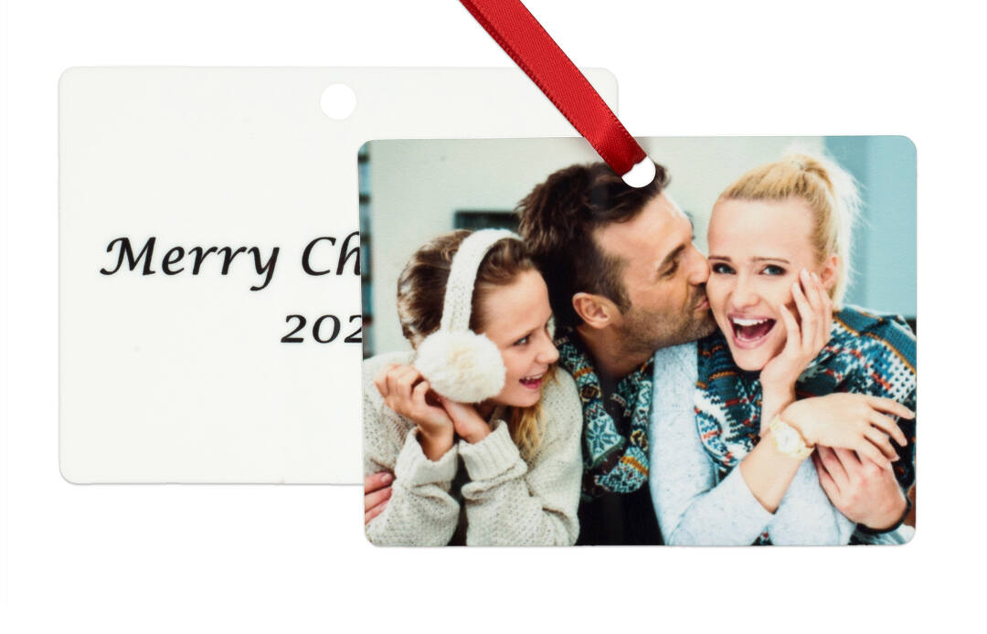 Create Personalized Christmas Ornaments with Collage.com