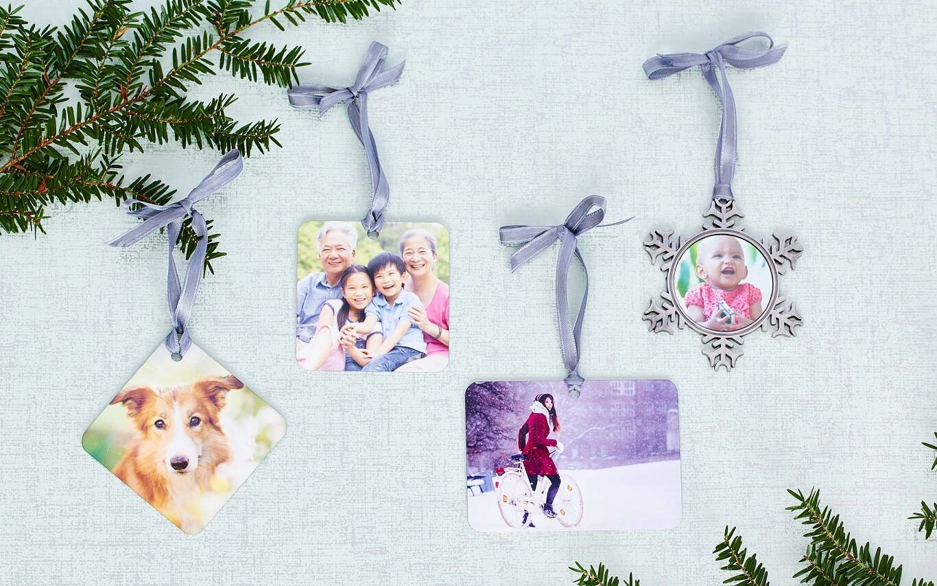 The perfect Christmas ornament is one you customize yourself