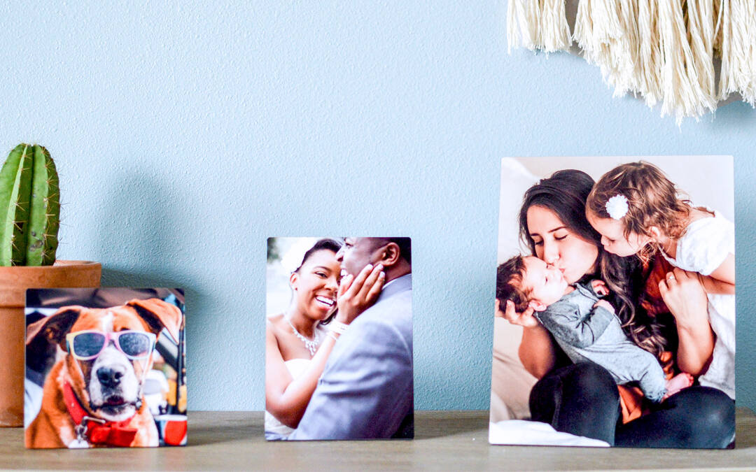 Desktop Photo Plaques | Your Photos on Desktop Plaques | Collage.com