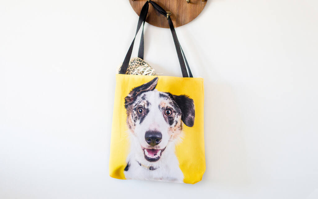Make Your Own Custom Tote Bag With Collage.com