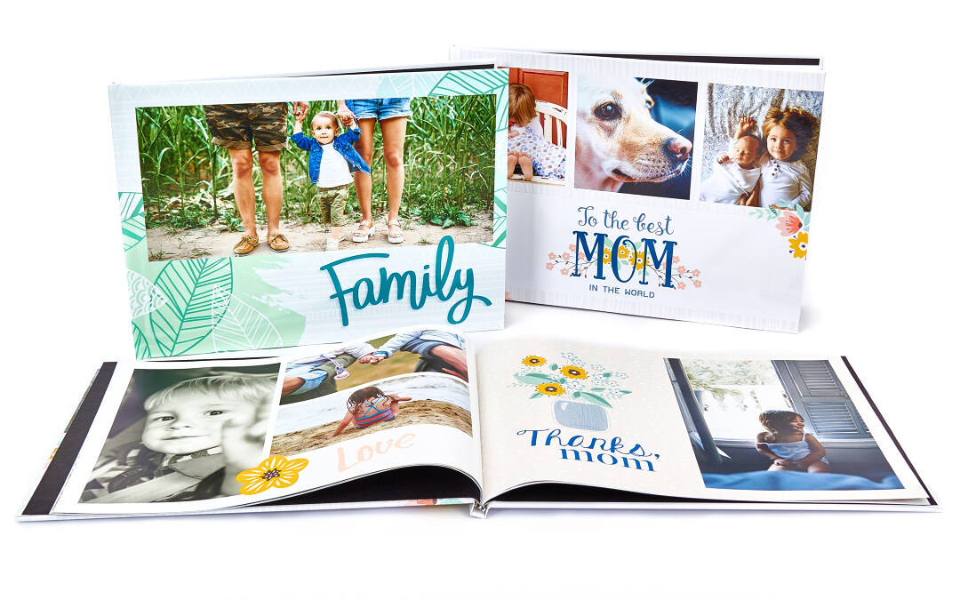 How To Make Book Cover Collage : Create photo books custom albums online collage