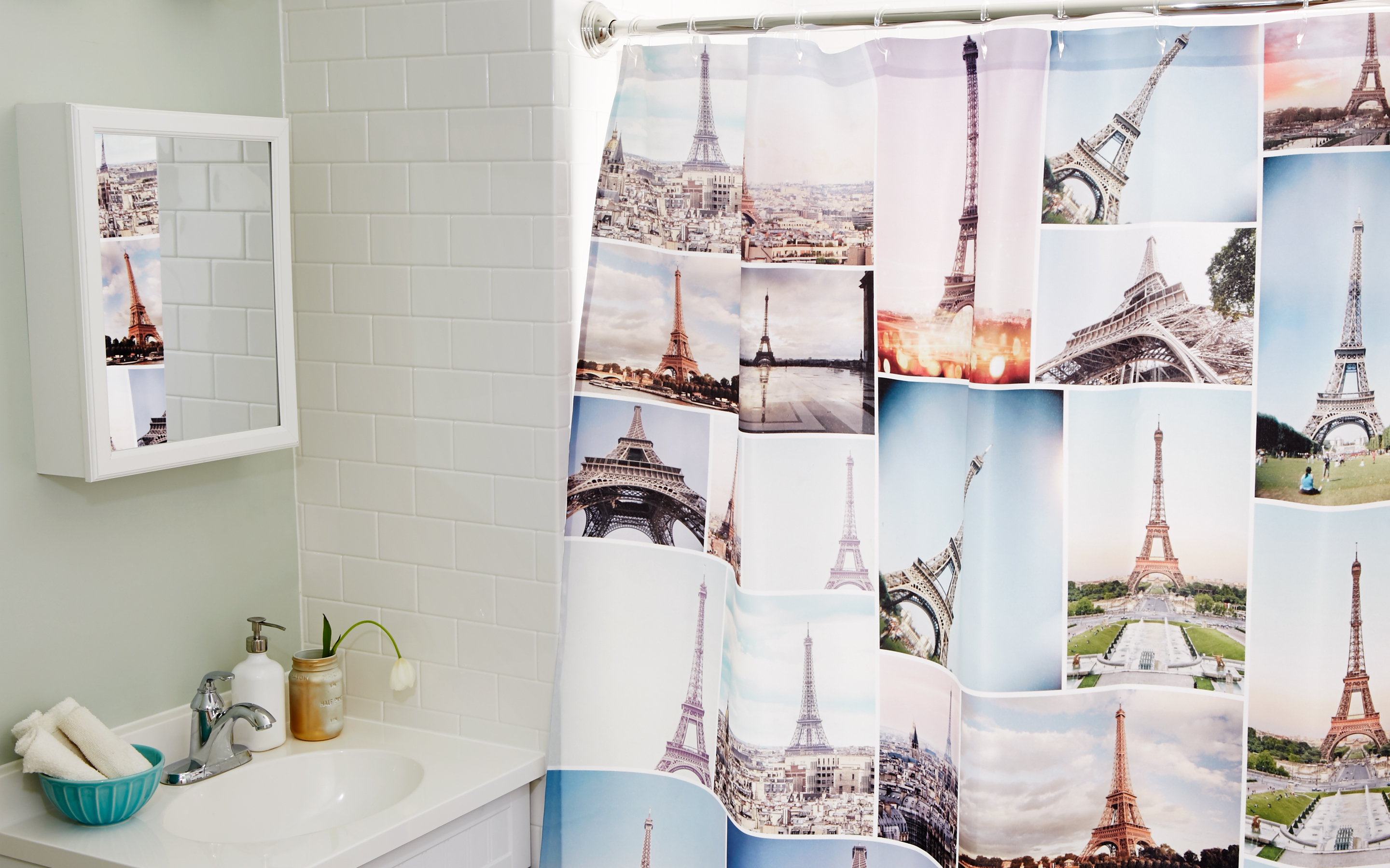 curtain shower collage personalized com curtains custom showerimage photo showercurtain